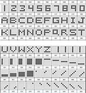Beam Blinder (5x5 matriisi)