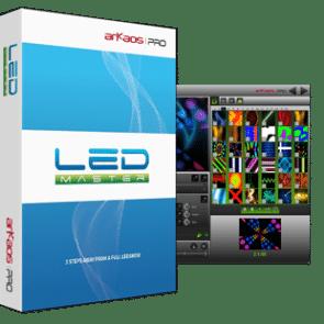 ArKaos LEDMaster - LEDMaster ArKaokselta