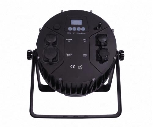 showlight - LumiWASH 12 RGBWAUV COW IP65 - Ulkokäyttöön soveltuva LED valaisin. IP65 luokiteltu.